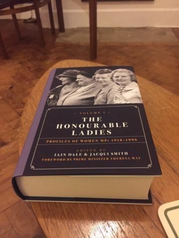 Honourable Ladies in Politics